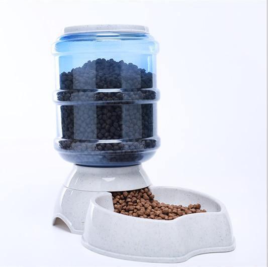 Automatic Feeder for Cats and Dogs, Water Dispenser Redbox Heart-shaped