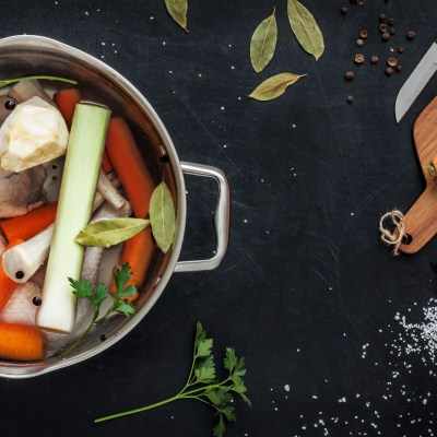 Mastering Basic Bone Broth