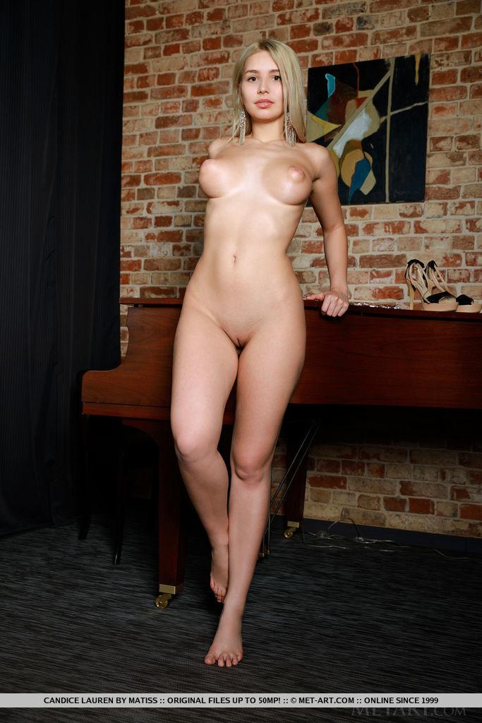 Candice Lauren in sexy mini dress  RedBust