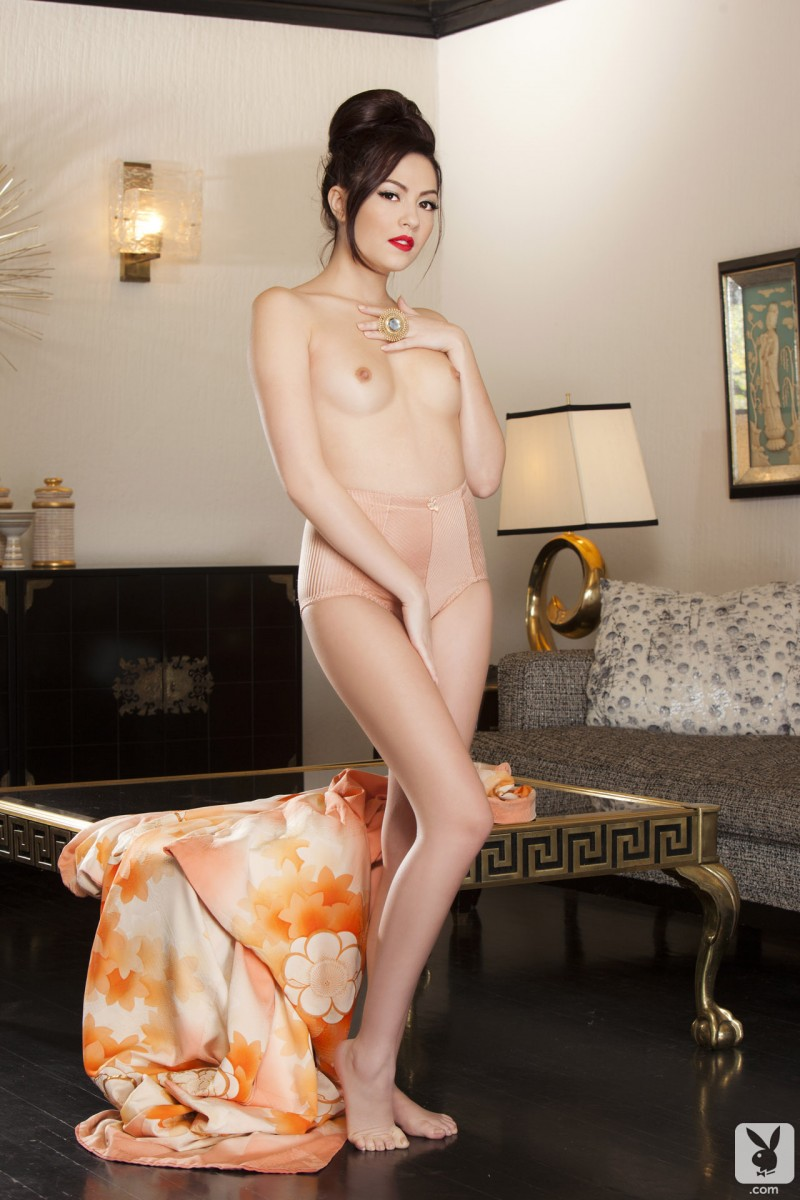 Cassie Laine  Pink Dynasty  RedBust