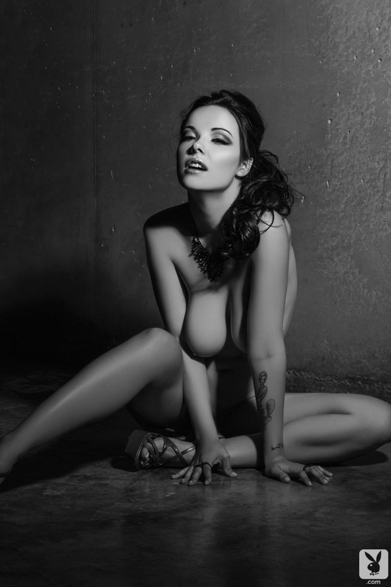 Elizabeth Marxs for Playboy