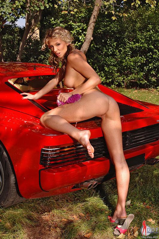 Ferrari Carwash vol2  RedBust