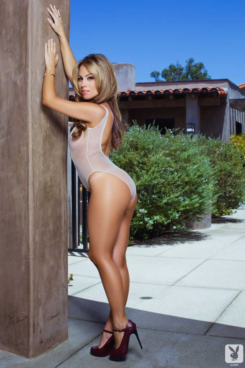 Jessica Hall  Poolside