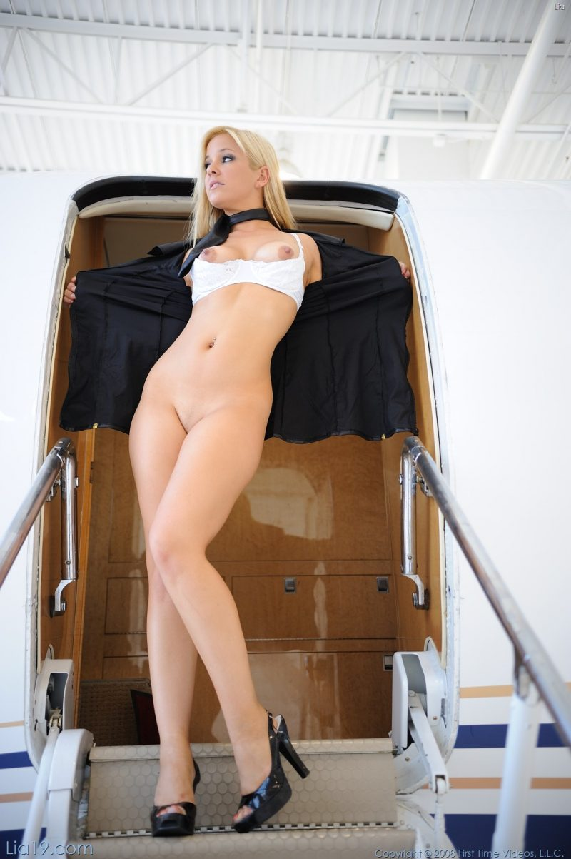 Nude stewardess Free Stewardess