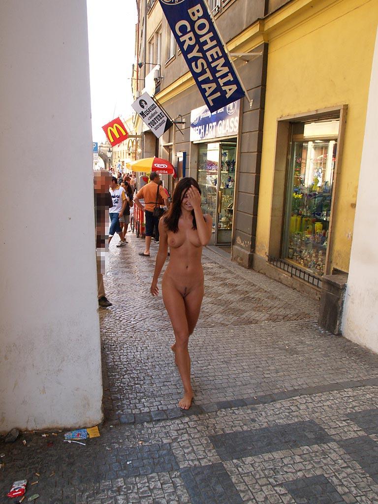 Jirina k prague nude in public 22 RedBust
