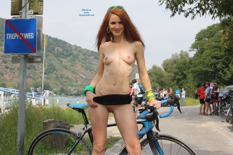 Vienna  Nude city sightseeing  RedBust
