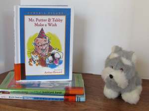 Mr. Putter and Tabby Early Chapter Book Series