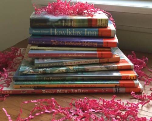 kids' books to remember for january