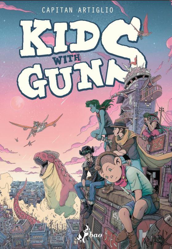 kids with guns