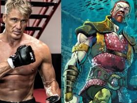 Nereus Aquaman Dolph Lundgren
