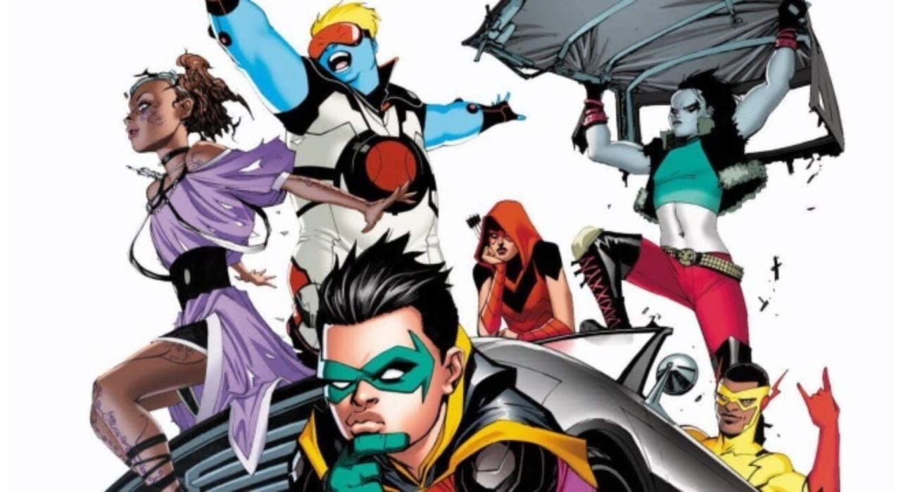 Teen Titans Robin