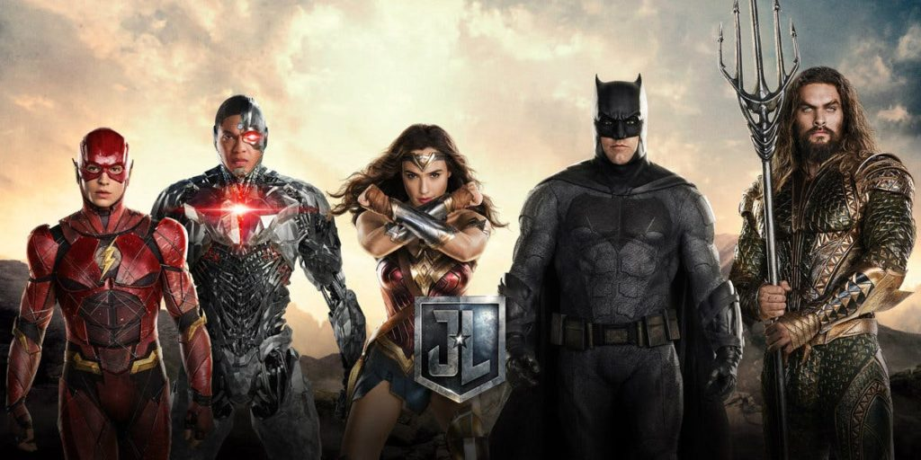 Justice League Jay Oliva