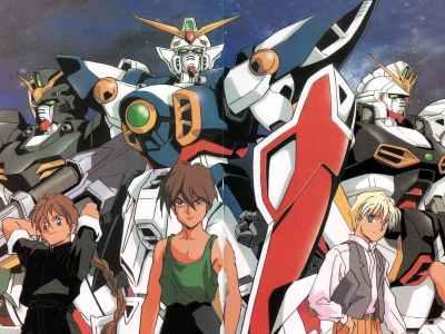 Mobie Suit Gundam