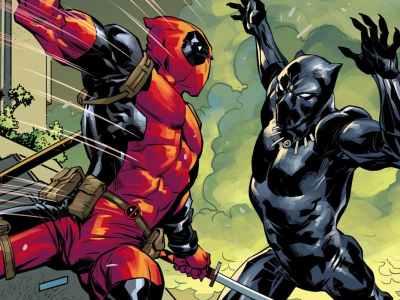 Black Panther vs Deadpool