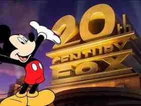Topolino Fox logo Disney