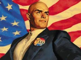 Lex Luthor Arrowverse Supergirl