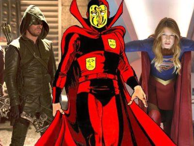 Elseworlds DC Comics The CW