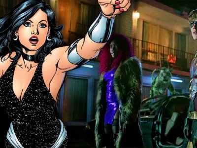 Donna Troy Titans Wonder Girl