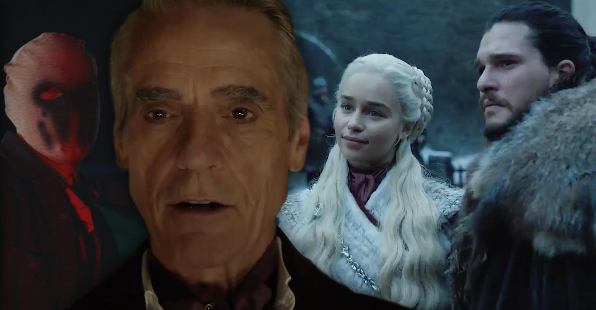 Watchmen Game of Thrones 8