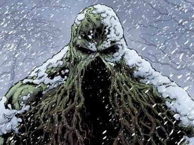 Swamp Thing: Inverno