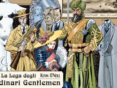 La lega degli straordinari gentlemen