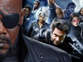 Nick Fury Kevin Feige