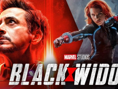 Black Widow Tony Stark