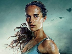 Lara Croft Alicia Vikander Tomb Raider