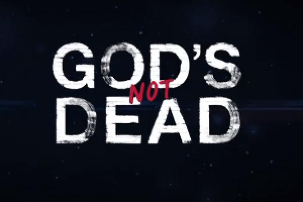 Gods Not Dead TV Spot  RedCarpetCrashcom