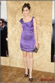 "Sasha Grey at the Los Angeles Premiere of Season Seven of the HBO Original Series ""Entourage"""