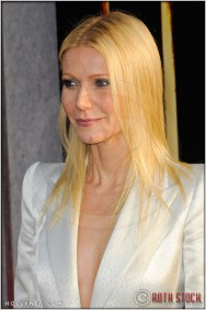 """Gwyneth Paltrow at the World Premiere of """"Iron Man 2"""""""