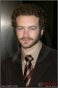 """Danny Masterson at the Premiere Screening of """"Just Married"""""""