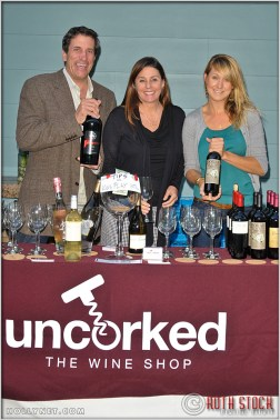 Jeff Bonafede, Kathy Knoll and Nicole at Kids Play International's 4th Annual Cocktails For A Cause