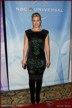 Alison Sweeney at NBC Universal Press Tour