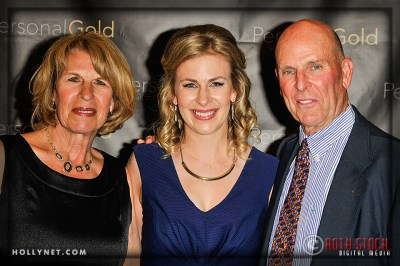 Olympian Sarah Hammer and Family