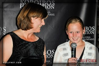 Olympian Connie Paraskevin and Olympic Hopeful Jorja Davy
