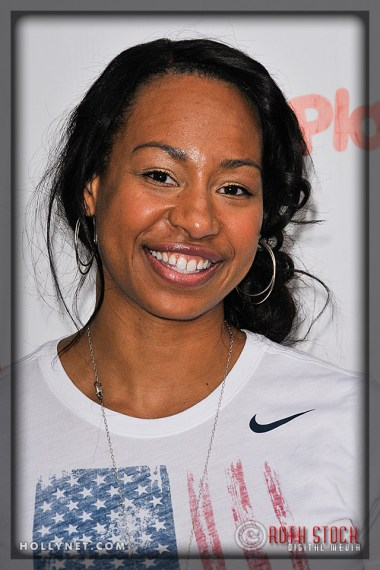 Olympian Jazmine Fenlator