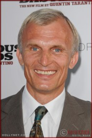 Richard Sammel attends the Los Angeles Premiere of Inglourious Basterds