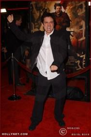 "Actor Chris Kattan attends the U.S. premiere of ""The Last Samurai"""