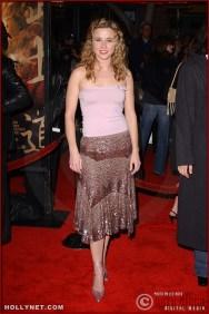 """Actress Linda Cardellini attends the U.S. premiere of """"The Last Samurai"""""""