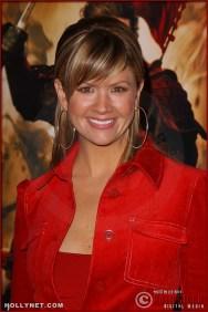 """Television personality Nancy O'Dell attends the U.S. premiere of """"The Last Samurai"""""""