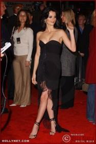 """Actress Penelope Cruz attends the U.S. premiere of """"The Last Samurai"""""""