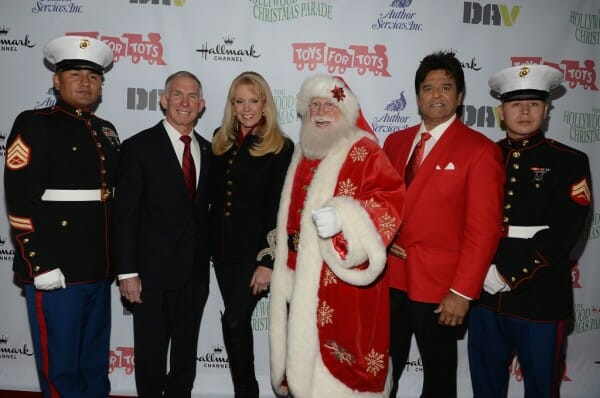 The Christmas Parade Hallmark.82nd Annual Hollywood Christmas Parade To Debut On December 11th On