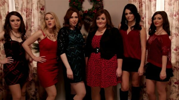 Snl Ladies Feel The Pain Of Going Home For Christmas Do It On My