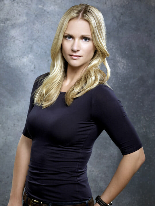 A J Cook As Jennifer Jj Jareau On The Cbs Drama Criminal Minds
