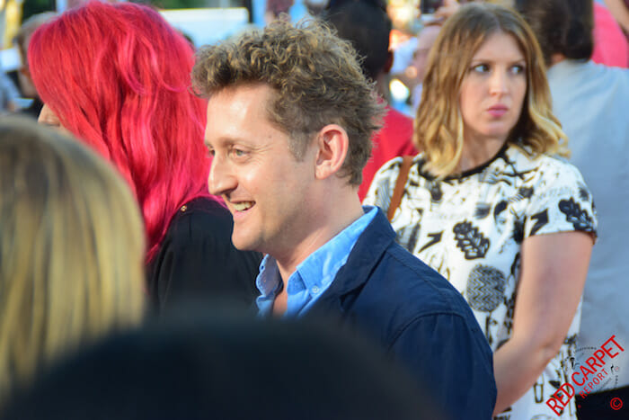 alex winter at the