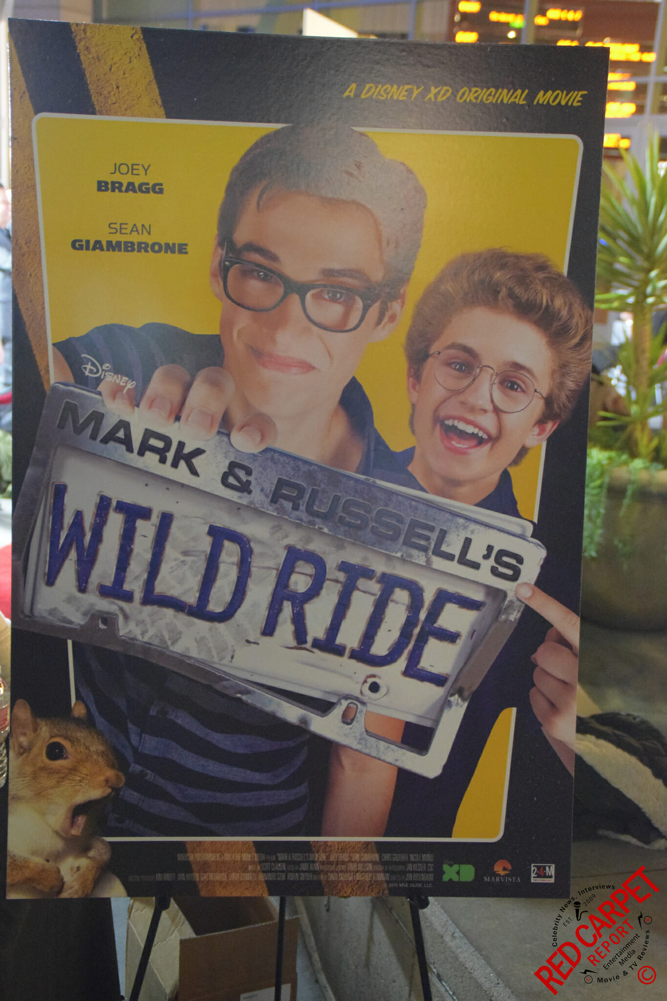 mark and russells wild ride