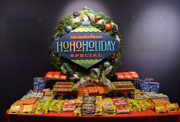 nickelodeon ho ho holiday special game