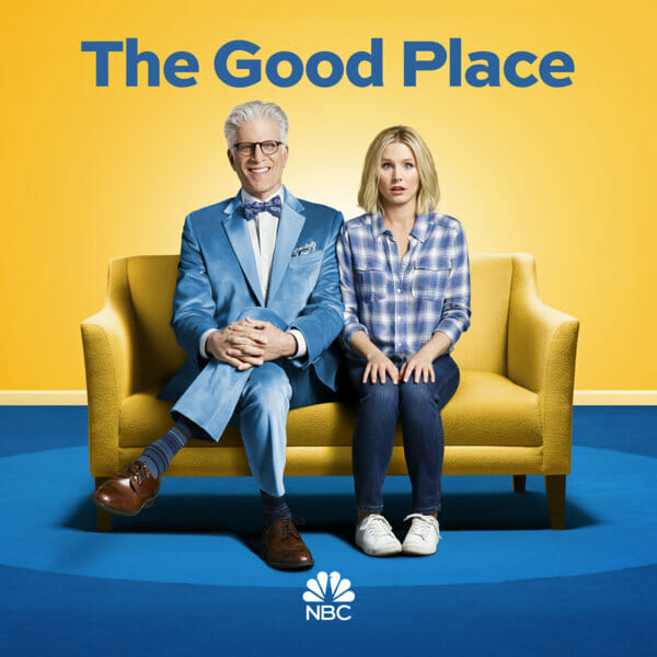 NBC TCA 17: Kristen Bell Explains How Life On Set of 'The