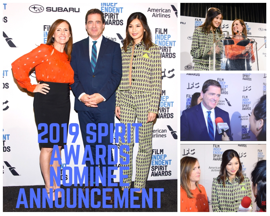 Image result for Film Independent Spirit Awards 2019